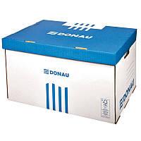 Короб для архівних боксів TOP, синій7665301PL-10