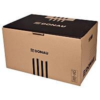 Короб для архівних боксів Front, коричневий7667301PL-02