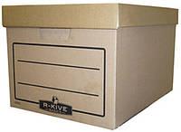 Короб для архівных боксів R-Kive Basics, коричн.f.20303