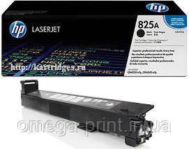 Картридж HP CLJ CM6040, (CB390A/825A), Black