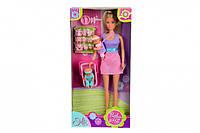 Кукла Simba Штеффи Няня в розовом 573 0211 (573 0211)