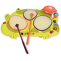 Музыкальная игрушка – КВАКВАФОН (свет, звук) Battat BX1389Z (BX1389Z)