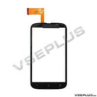 Тачскрин (сенсор) HTC T328w Desire V, черный