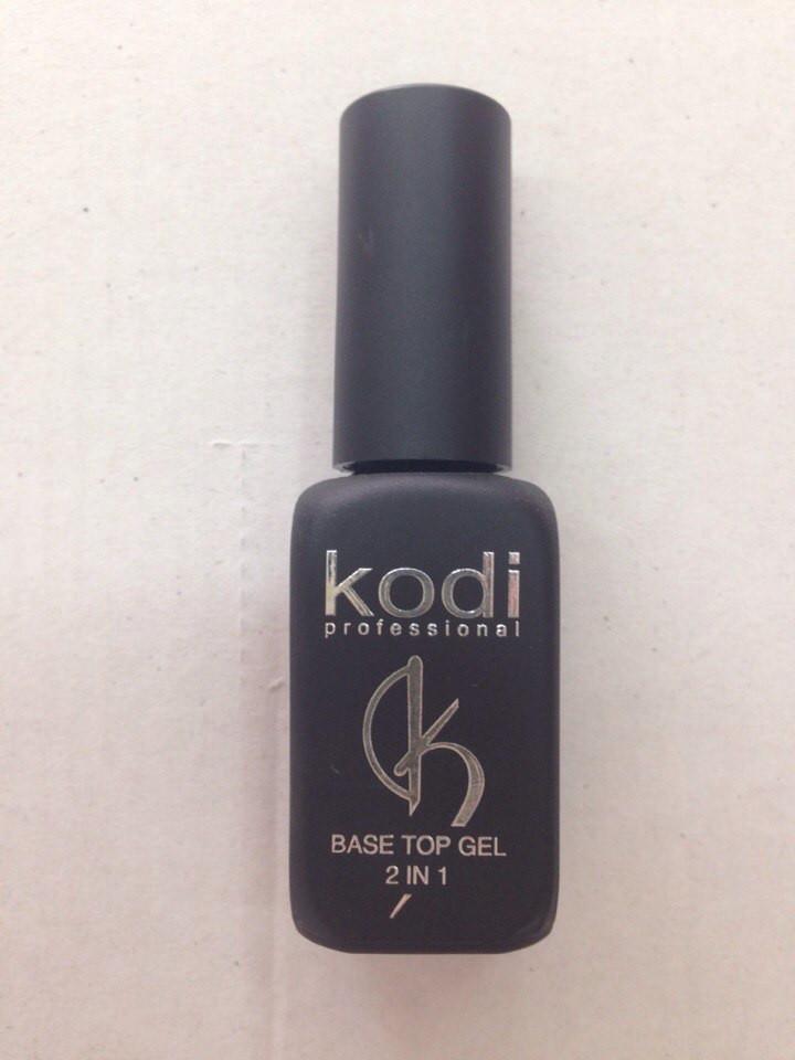 Kodi Base Top Gel 2 in 1 ( База і Топ 2 в 1 ), 12 мл