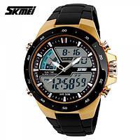 Часы наручные водостойкие 5АТМ Skmei 1016 unisex (Original 100%)., фото 1