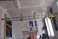 Лестница НЕРЖАВЕЙКА, 320*45 см, сост. ОТЛИЧНОЕ!!! есть 2 шт.