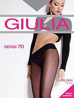 Капроновые женские колготы Giulia SENSI 70 den (разные цвета), 60/75