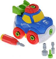 Конструктор Build & Play Полицейская машина Keenway (K11936)  (K11936)