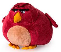 Angry Birds мягкая игрушка 13 см Spin Master, Теренс (темно-красный) (SM90513-5)