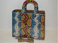 Женская сумка  Lady Dior (Леди Диор) копия К107