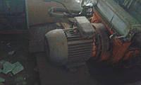 Поршневой компрессор для пескоструйки, для подачи цемента, зерна, муки, б/у