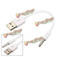 3.5мм аудио разъем AUX разъем для USB 2.0 кабель для зарядки мужской адаптер для аудио автомобилей MP3