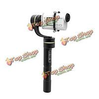 Feiyu G4 карманное Г.С. 3-осевой бесщеточный кардан для Sony HDR-az1vr FDR-x1000В как камера действия Series спорта
