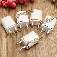Мини-USB 5v 1a перемещения дома стены зарядное устройство зарядки адаптер для Android Apple мобильного телефона