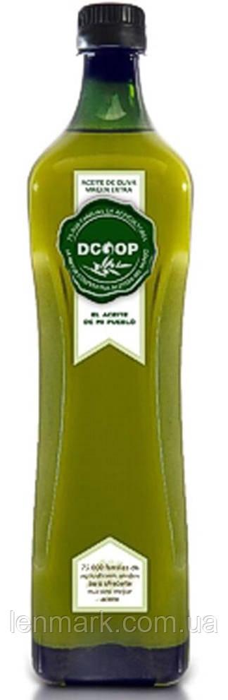 Оливковое масло Dcoop Aceite de oliva virgen extra 1 л