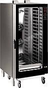 Газовый пароконвектомат APACH A1/20HD-GAS на 20 уровней (с тележкой)