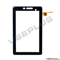 Тачскрин (сенсор) под китайский планшет Topsun-M1003-A1, черный, 9.0 inch, 158 х 261 мм.
