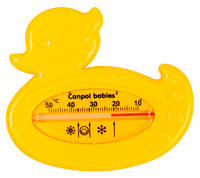 Термометр для воды Утка желтая, Canpol babies (2/781-1)