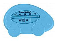 Термометр для воды Canpol babies, синяя машина (2/784-1)
