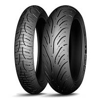Шина для скутера задняя MICHELIN PILOT ROAD 4 TRAIL MICHELIN 150/70R17 69V PILOT ROAD 4 TRAIL