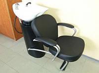 Кресла-мойка на станине с креслом и керамикой М00511