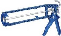 Пистолет для герметика пластмассовый скелетный Favorit (12-012) шт.