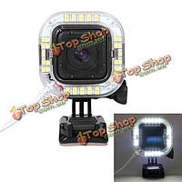 1.9w 160 лм 38шт USB LED вспышки света кольцо GoPro Hero 4 сессия