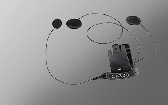 Аудио набор-база Scala Rider Q2,Solo,FM гибкий микрофон провод