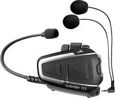 Переговорное Bluetooth устройство SCALA RIDER Q3