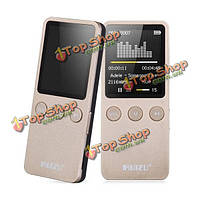 Ruizu x08 8Гб 1.8-дюймов экран Hifi спорт музыка MP3-плеер с функциями часы FM электронной книги