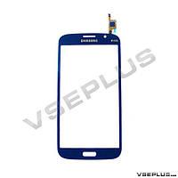 Тачскрин (сенсор) Samsung I9150 Galaxy Mega 5.8 / I9152 Galaxy Mega 5.8 Duos, синий