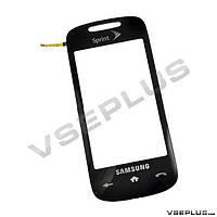 Тачскрин (сенсор) Samsung M810 Instinct, черный