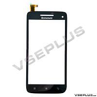 Тачскрин (сенсор) Lenovo S960 Vibe X, черный