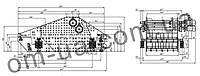 Грохоты высокочастотные ГВЧ-41