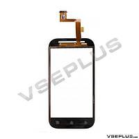 Тачскрин (сенсор) HTC T326e Desire SV, черный