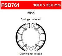 Тормозные колодки Ferodo FSB761