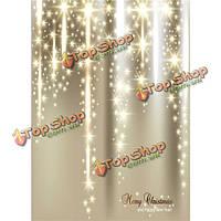 2.1 х 1.5м дизайн рождественские фотографии фон винил студии звезды Художественное фото фон