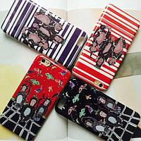 """Iphone 6/6s 4.7 оригинальный чехол панель бампер накладка TPU для телефона  DG """" Dolce & Gabbana """""""