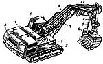 Гидросистема экскаватора ЭО-5123