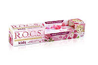 Набор зубная паста+щетка  Kids sweet princess с ароматом розы+з/щетка kids, 45 г