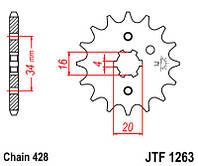 Звезда передняя JT JTF1263.12