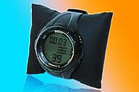 Наручные часы Skmei 1122 black (педометр)