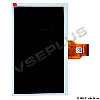 Дисплей (экран) под китайский планшет Innolux AT080TN64, 50 пин, 116 х 192 мм., 8.0 inch