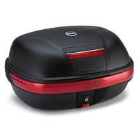 Кофр центральный GIVI Monokey E460 (46 литров), черный
