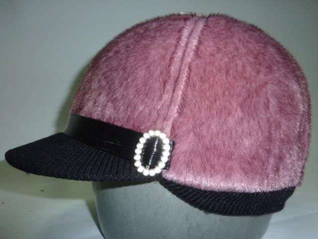 Женская зимняя шапка, фото 1