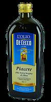 Оливковое масло De Cecco Olio Extra Vergine di Oliva Piacere 750 мл