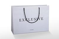 Пакет бумажный с логотипом (560х370х120 мм) №8