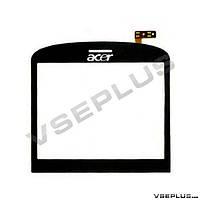 Тачскрин (сенсор) Acer E130 beTouch, черный