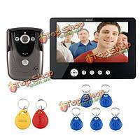 Эннио sy905fcid11 видео домофон система дверной звонок домофон
