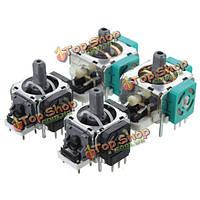 2шт аналоговый контроллер замена 3D джойстик для PlayStation 4 PS4 xbox360 беспроводной контроллер